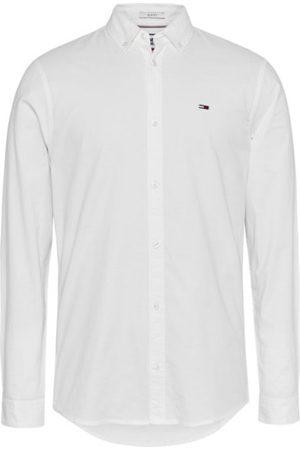 Tommy Hilfiger Stretch Oxford - camicia a maniche lunghe - uomo. Taglia M