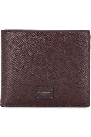 Dolce & Gabbana Uomo Portafogli e portamonete - Portafoglio con applicazione