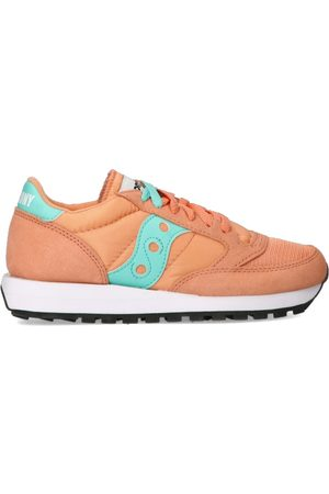 Saucony Sneakers donna donna salmone/turchese