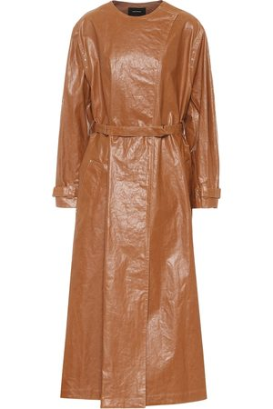 Isabel Marant Trench Corly in similpelle