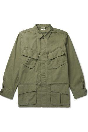 ORSLOW Uomo Giacche estive - Cotton-Ripstop Field Jacket
