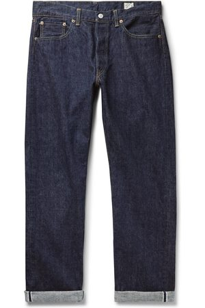 ORSLOW Uomo Straight - 105 Selvedge Denim Jeans