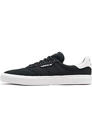 adidas 3Mc, Scarpe da Skateboard Uomo, Nero , 44 EU