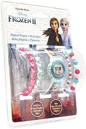 Disney Orologi - Orologio Digitale Automatico Unisex-Bambini con Cinturino in Sintetico 20750