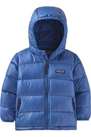 Patagonia Bambino Giacche - Hi-Loft Down Sweater Hoody - giacca in piuma - bambino