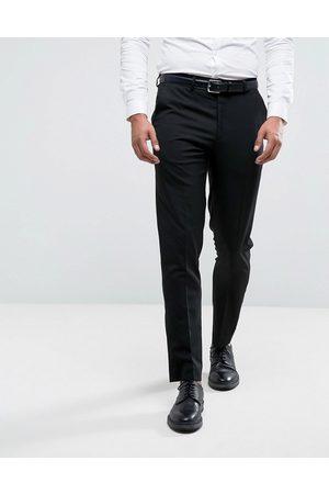 River Island Pantaloni skinny eleganti neri