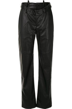DELADA Pantaloni con strappi - Di colore