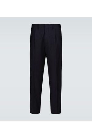 THE GIGI Pantaloni Tonga+Z in lana