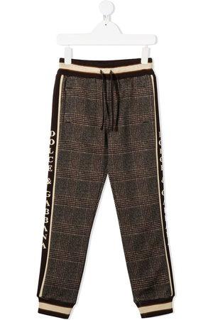 Dolce & Gabbana Bambino Pantaloni sportivi - Pantaloni sportivi a quadri