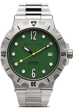 Bamford Watch Department Orologio Bulgari Diagono Pro Scuba - Grey