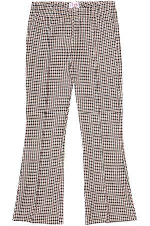 Il gufo Pantaloni a quadretti