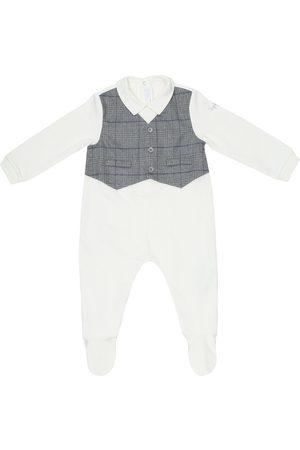 Il gufo Baby - Tutina in cotone