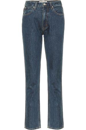 SLVRLAKE Donna Jeans a vita alta - Jeans slim Virginia a vita alta