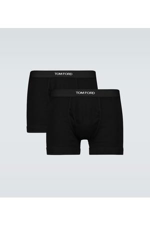 Tom Ford Uomo Boxer shorts - Boxer in cotone stretch