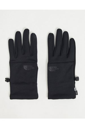 The North Face Guanti riciclati touch screen neri