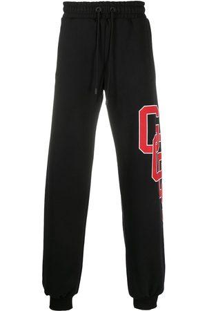GCDS Pantaloni sportivi con coulisse