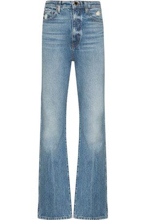 Khaite Donna Straight - Jeans dritti Danielle - Di colore