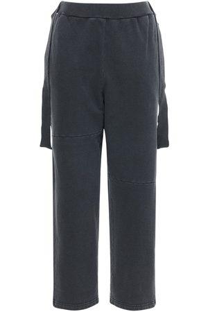 MM6 MAISON MARGIELA Pantaloni In Felpa Di Cotone Con Cinturini