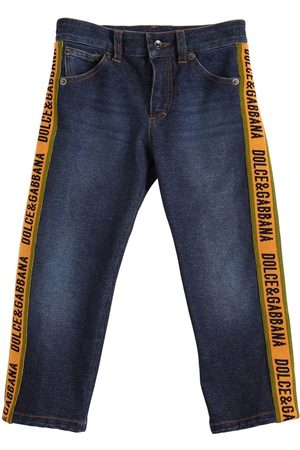 Dolce & Gabbana Jeans In Di Cotone Stretch