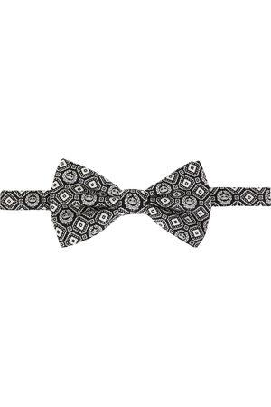 Dolce & Gabbana Papillon con stampa geometrica - Di colore