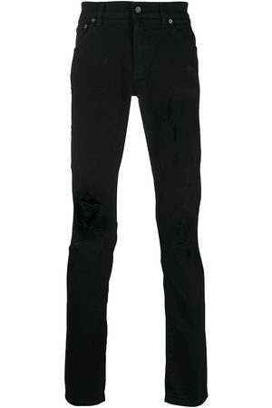 Dolce & Gabbana Jeans con applicazione