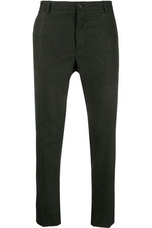 Dolce & Gabbana Pantaloni sartoriali gessati