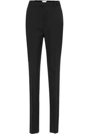 Bottega Veneta Pantaloni slim in lana