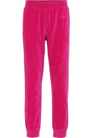 RTA Pantaloni Sydney in velluto di cotone