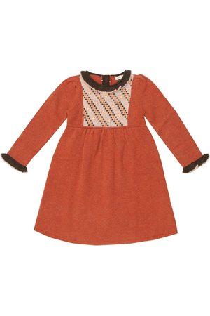 Caramel Baby - Abito Nightingale in lana merino