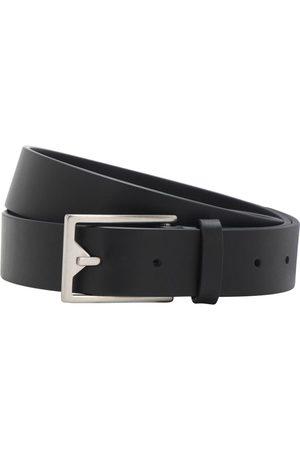 Bottega Veneta Cintura In Pelle 3cm