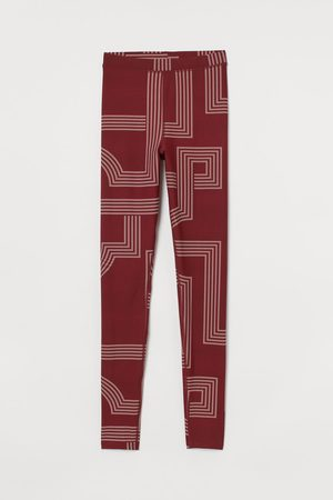 H&M Donna Leggings & Treggings - Leggings lucidi