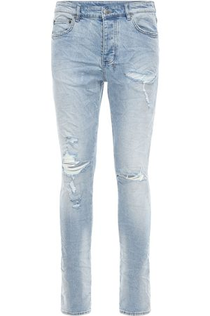 KSUBI Jeans Slim Fit In Denim Stretch