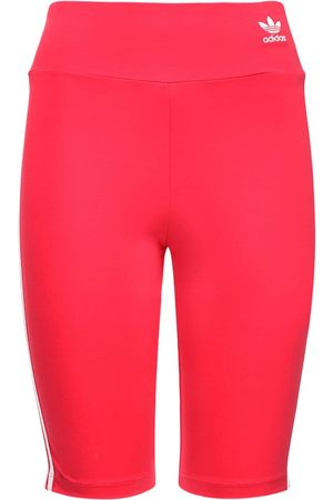 adidas Donna Pantaloncini - Shorts Vita Alta