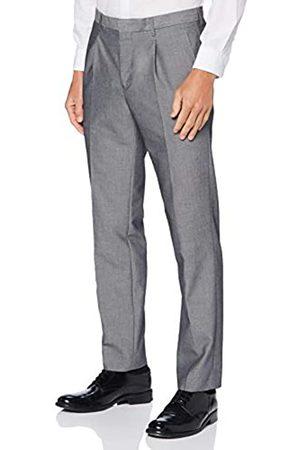 FIND Marchio Amazon - Pantaloni Eleganti Slim Uomo, ., 38W / 33L, Label: 38W / 33L