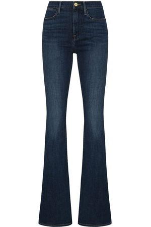 Frame Jeans svasati a vita media - Di colore