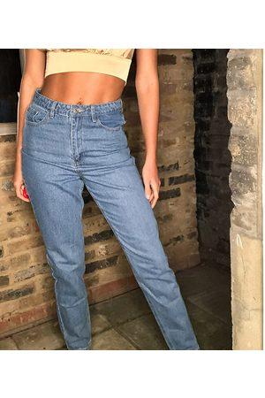 Missguided Riot - Mom jeans a vita alta