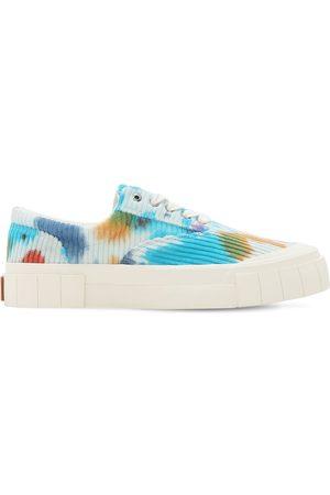 """Good News Uomo Sneakers - Sneakers """"opal"""" Tie Dye Millerighe"""