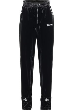 OFF-WHITE Pantaloni sportivi in nylon