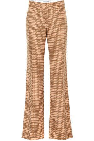 Stella McCartney Pantaloni Claudia in lana