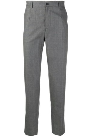 Dolce & Gabbana Pantaloni sartoriali Principe di Galles