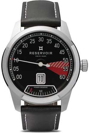 Reservoir Orologio Supercharged Red Zone 43mm - BLACK