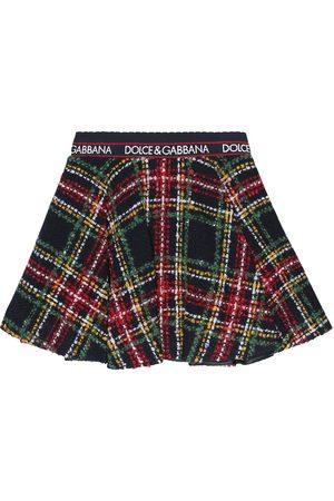 Dolce & Gabbana Gonna in tweed