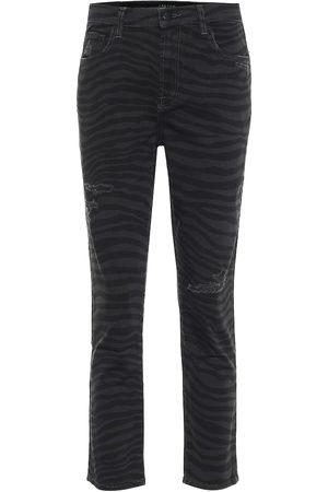 J Brand Jeans regular Ruby a vita alta