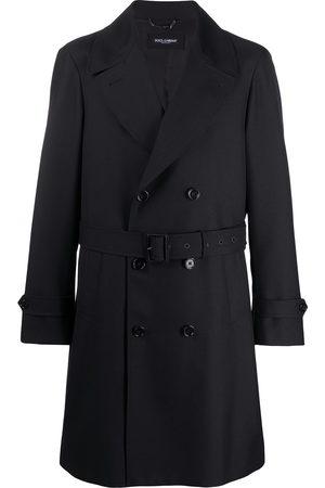 Dolce & Gabbana Trench con cintura - Di colore