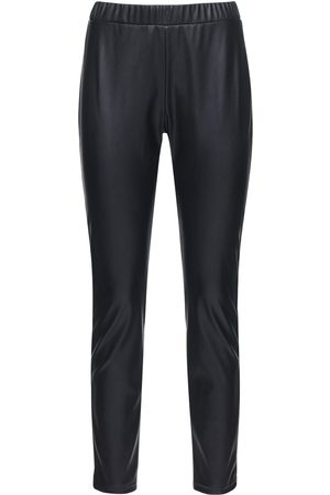 Max Mara Donna Leggings & Treggings - Leggings In Ecopelle