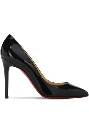"""Christian Louboutin Decolletè """"pigalle"""" In Vernice 100mm"""