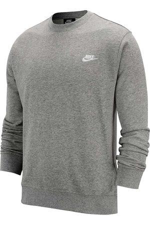 Nike Uomo Felpe - FELPA GIROCOLLO CLUB MINI LOGO