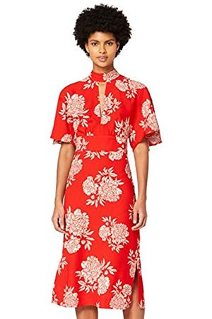 TRUTH & FABLE Marchio Amazon - Vestito Elegante Donna, ., 42, Label: S