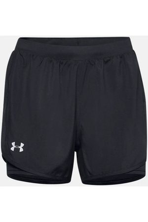 Under Armour Fly By 2.0 2-in-1 - pantaloni corti running - donna