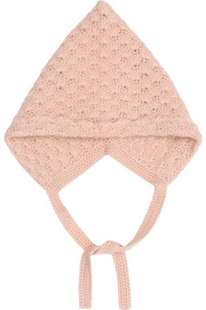 Caramel Baby - Cappello Curlew in cashmere